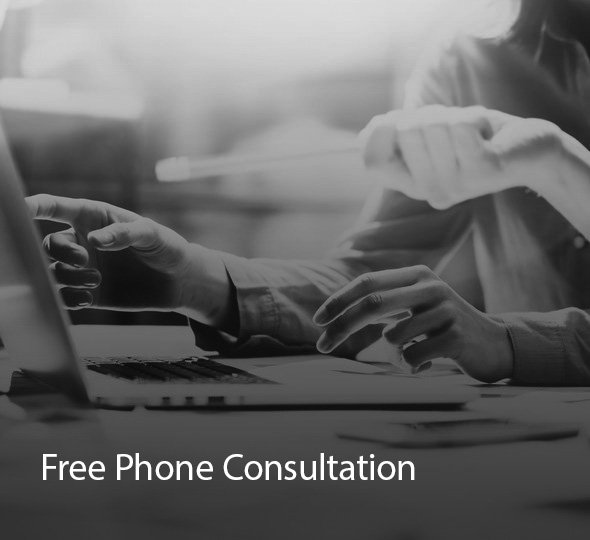 Free Phone Consultation with Holstrom, Block and Parke.