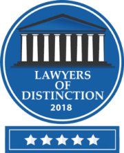 Lawyers of Distinction - 5 Star | Jessica B. Cha