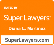 Super Lawyers rated - Diana L. Martinez
