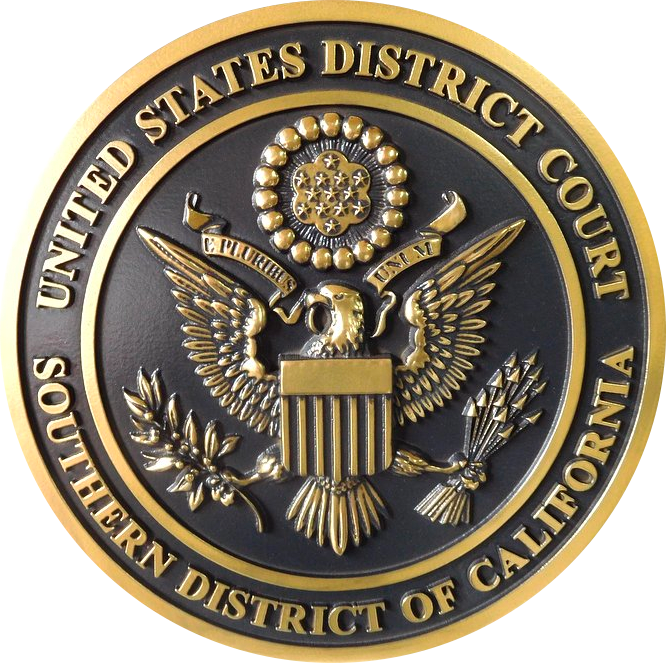 United States District Court, Southern District of California